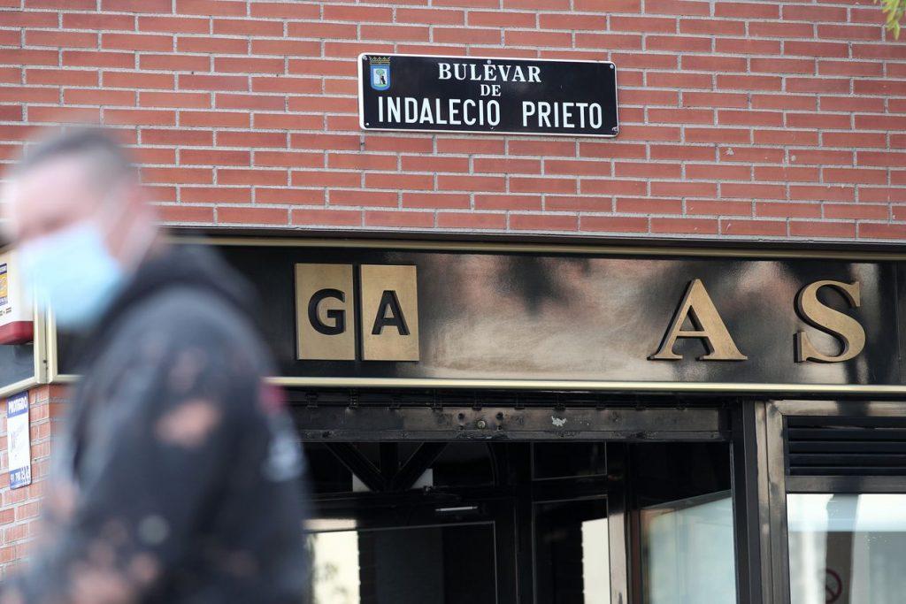 El TSJM aprueba la retirada de los nombres de Francisco Largo Caballero e Indalecio Prieto del callejero