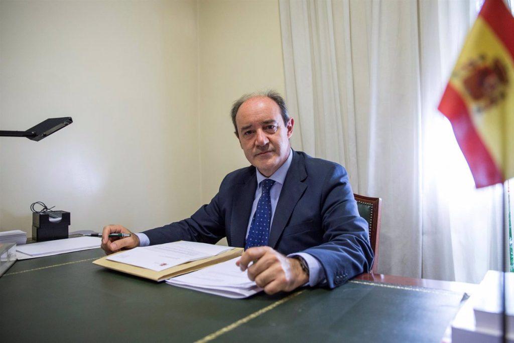 """Presidente del TSJM advierte de una """"avalancha"""" en los juzgados relacionada con el coronavirus"""