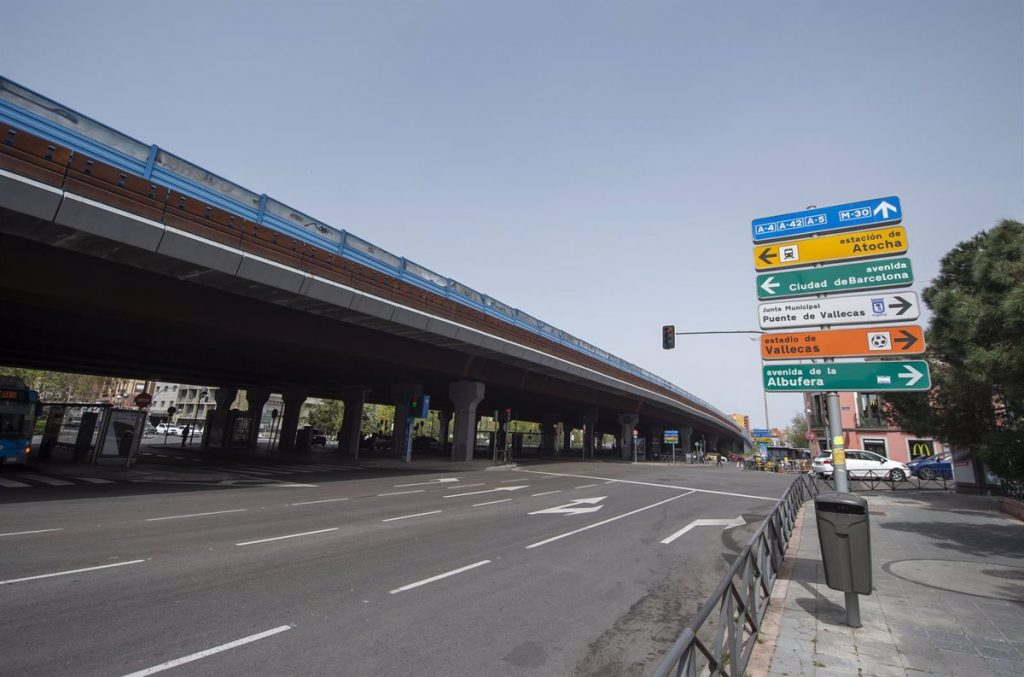 La demolición del Scalextric de Puente de Vallecas arrancará antes de que finalice este año