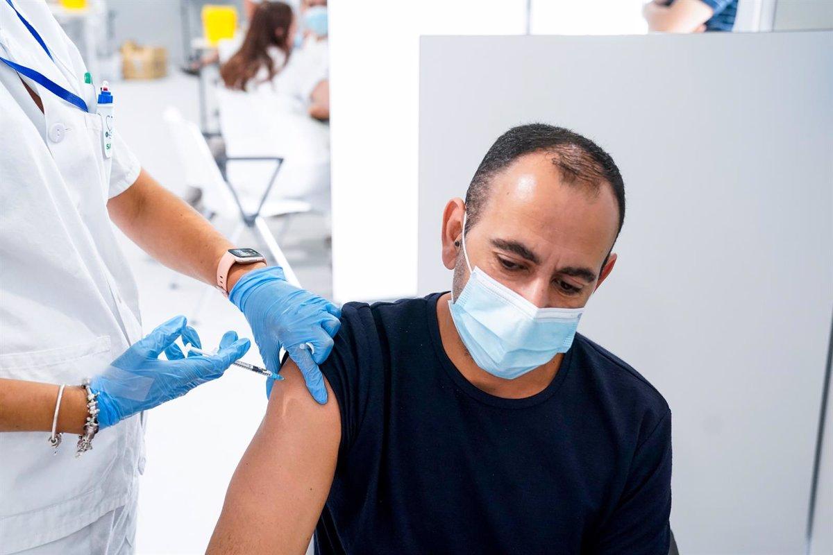 Madrid roza los 3,5 millones de inmunizados y los 4,5 millones de personas con al menos una dosis