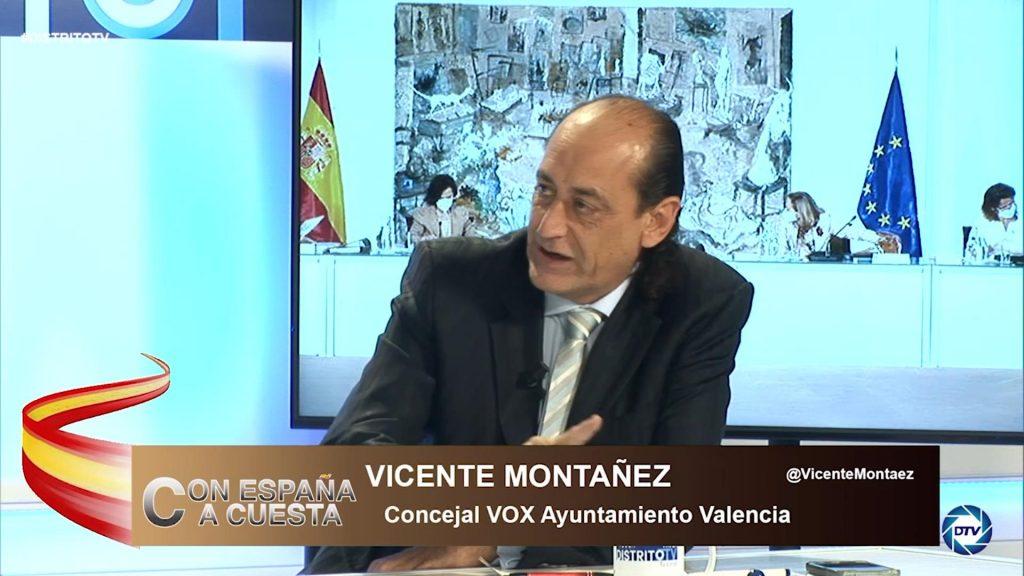 """Vicente Montañez: """"Si no hay libertad de expresión es una dictadura, Cuba es una dictadura"""""""