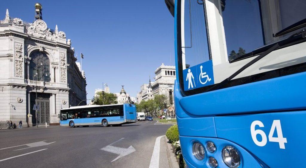 La Comunidad iniciará un servicio especial de lanzadera de autobuses eléctricos entre Islazul y Plaza Elíptica