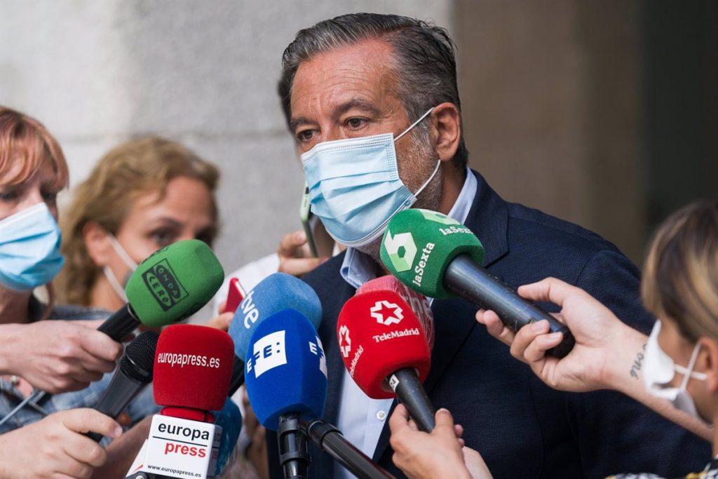 La Comunidad de Madrid niega que se priorizara la vacunación en centros religiosos