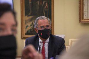 Ossorio pide a Educación más recursos económicos y traslada su malestar por el currículo de Infantil y Primaria