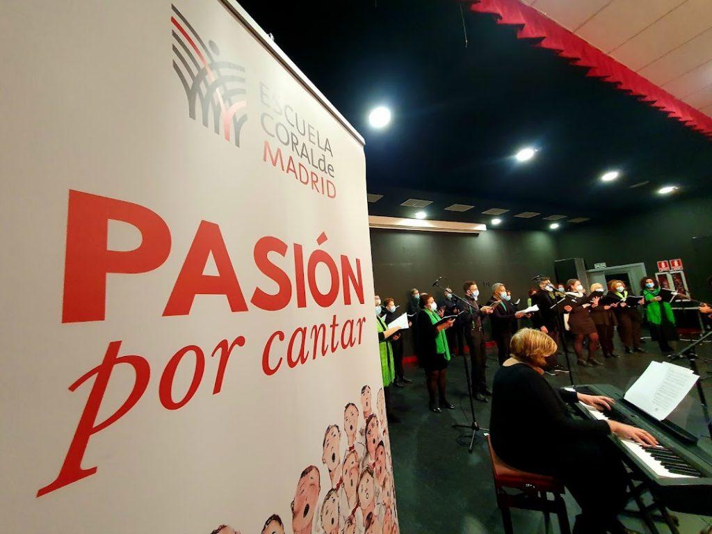 La Escuela Coral de Madrid se renueva y amplía su oferta musical para el próximo curso