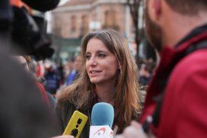 """Levy, """"convencida"""" de que habrá una ampliación de aforos en ocio y cultura en Madrid """"más pronto que tarde"""""""