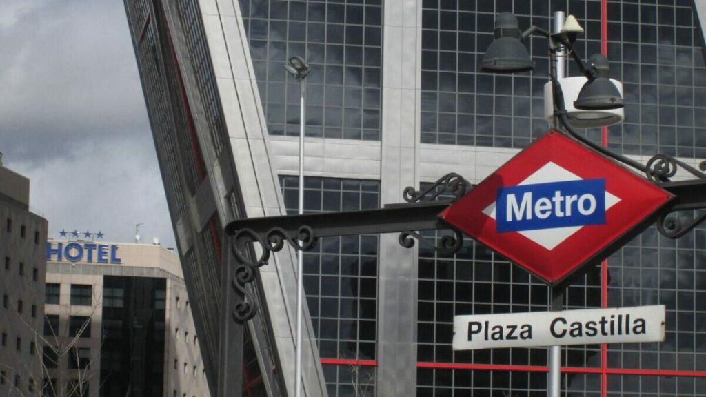 Tramo de la L9 del Metro entre Plaza Castilla y Colombia reabrirá este miércoles