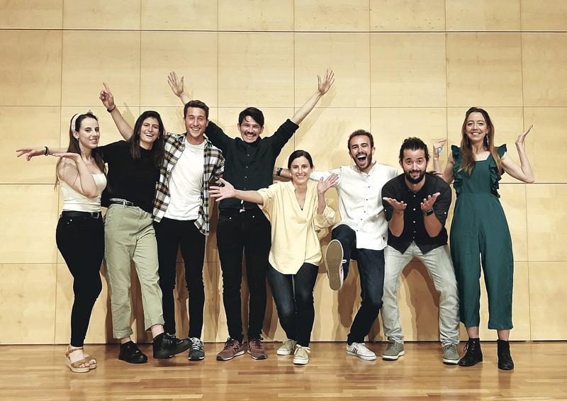 El Círculo de Bellas Artes de Madrid acoge este viernes la Final de Famelab España 2021
