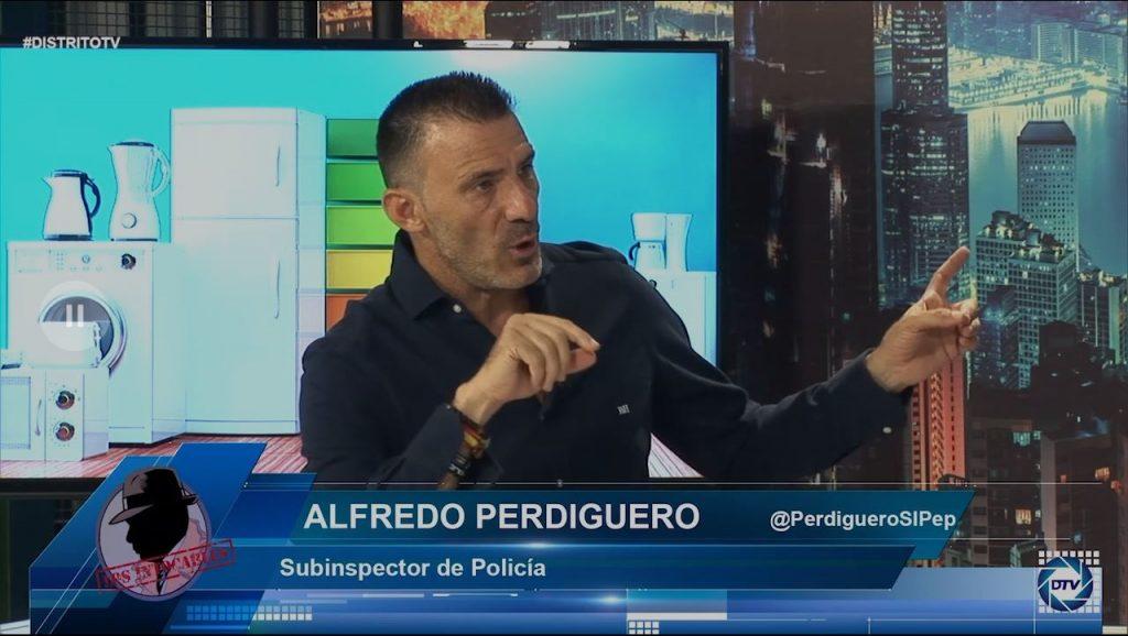 """Alfredo Perdiguero: """"el minuto más caro en la época de Sánchez es un 340% más costoso que con Rajoy"""""""