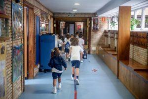 Más de 600.000 alumnos comienzan este martes el nuevo curso escolar en Educación Infantil y Primaria