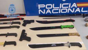 Detienen a 23 pandilleros y desmantelan el violento 'coro' de los DDP en el Corredor del Henares