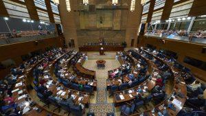 La Asamblea de Madrid debatirá sobre Telemadrid, el inicio del curso escolar y la homofobia