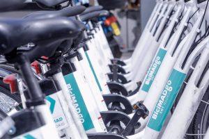 Hasta 6.118 bicis de BiciMAD han sido vandalizadas en los primeros días de septiembre