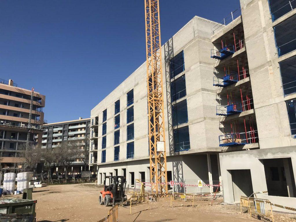 Las obras en Madrid no paran: cerca de 20.000 viviendas nuevas se construirán en el noreste