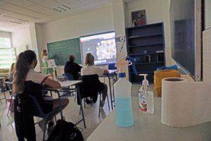 El curso escolar arranca con 1,2 millones de alumnos, 84.000 docentes y múltiples medidas anticovid