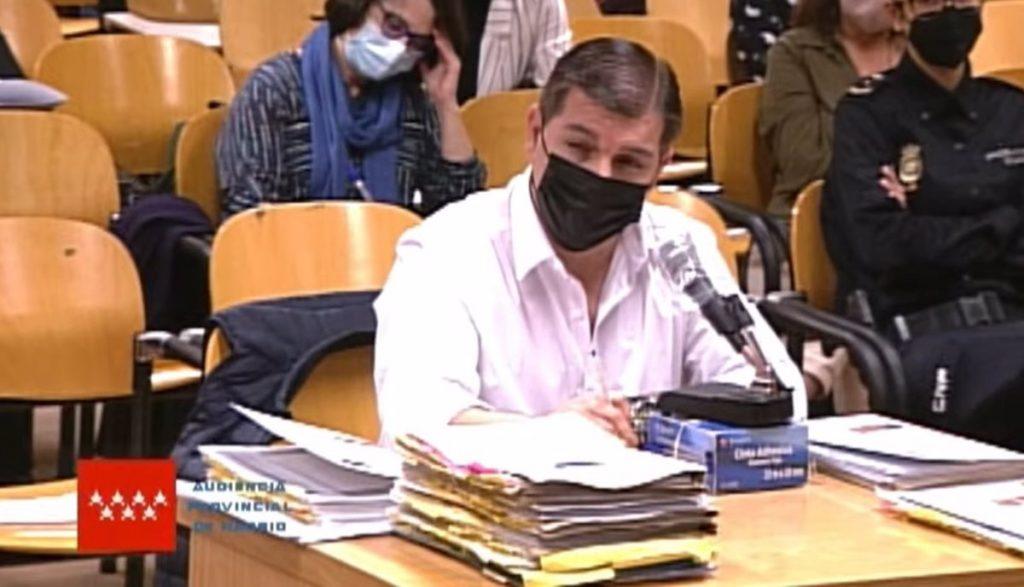 La Audiencia de Madrid ratifica que el 'Rey del Cachopo' siga en prisión hasta que la condena sea firme