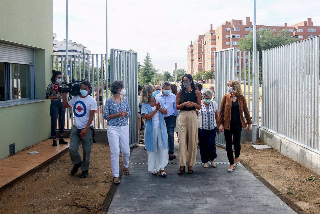 El nuevo curso de las escuelas infantiles municipales de Madrid llega con tres centros y 250 plazas más