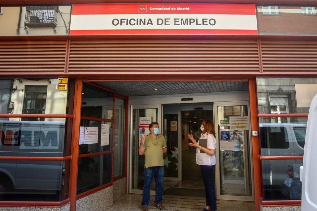 La Comunidad de Madrid cierra agosto con 52.882 trabajadores en ERTE, un 11,5% menos que en el mes anterior