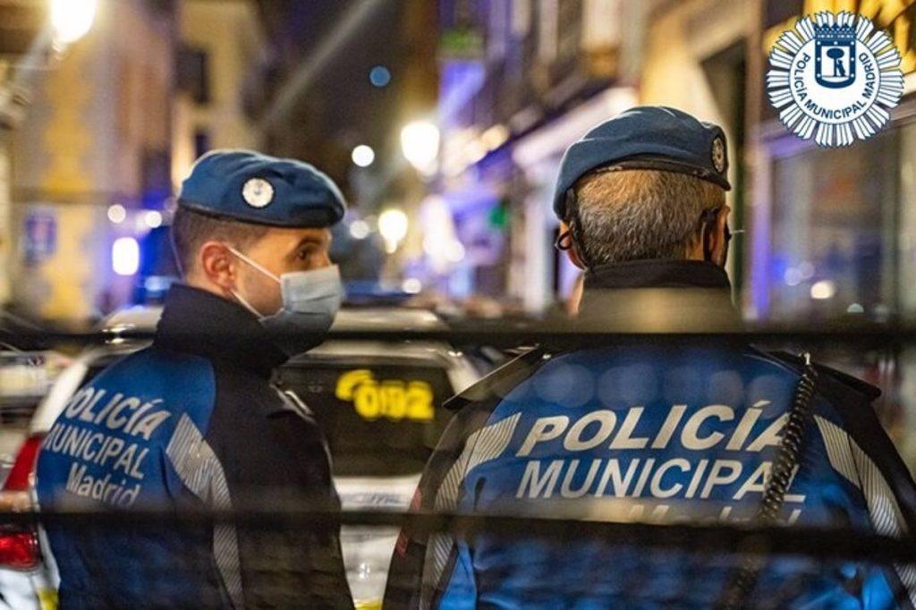 Detenido un conductor en un control de seguridad con 98 gramos de hachís en Latina