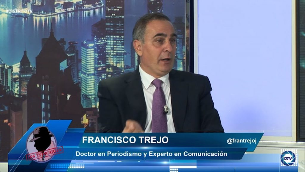 """Fran Trejo: """"Irrealidad, eso es el precio de la luz, hay que hacer un mix real"""""""