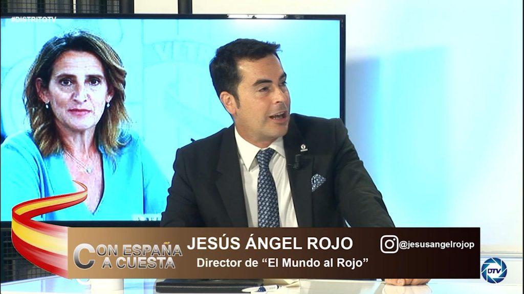"""Jesús Ángel Rojo: """"Pedro Sánchez hace una cortina de humo para engañar a la población"""""""