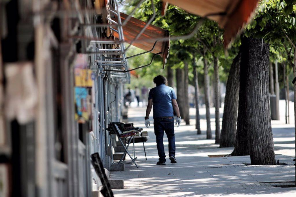El Ayuntamiento exime el pago del canon a los libreros de la Cuesta de Moyano por segundo año consecutivo