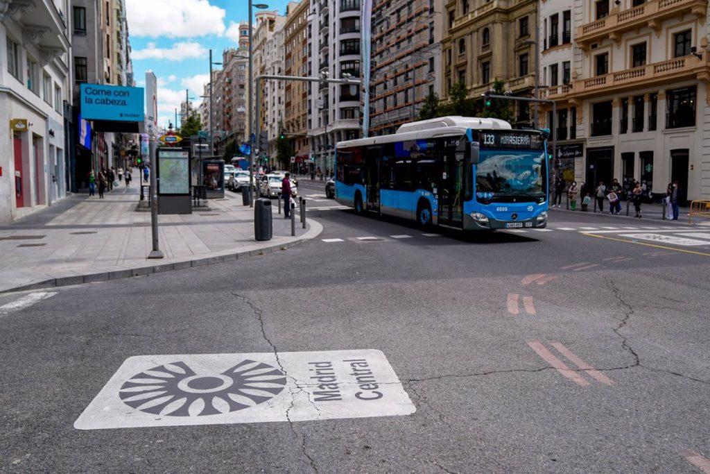 La nueva ordenanza de Movilidad Sostenible entrará en vigor el próximo miércoles