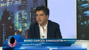 """Mario Garcés: """"España tiene una historia de delincuencia en el País Vasco"""""""