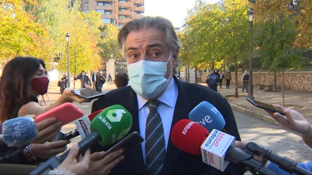 Dimite Pepu Hernández como portavoz socialista en el Ayuntamiento de Madrid