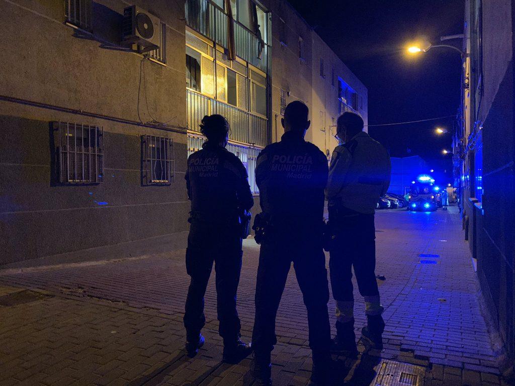 Asesinado de una puñalada un hombre de 54 años en el distrito de San Blas-Canillejas