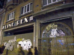Los antiguos cines Rex de Gran Vía están más cerca de transformarse en locales con el apoyo de Cs y PP