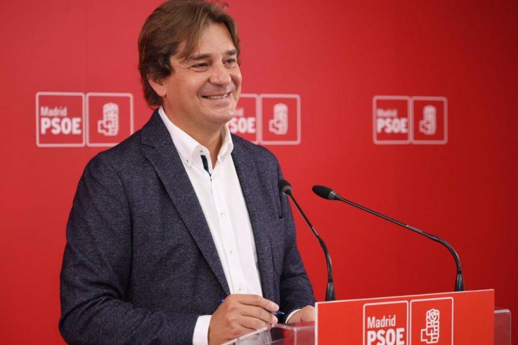 """Ayala apuesta por """"recuperar el espacio de la izquierda"""" que perdieron el 4-M"""