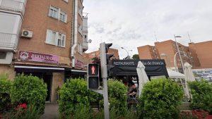 Dos encapuchados atracan a punta de pistola un restaurante de Villaverde