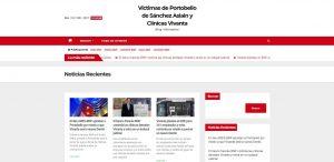 Crean la plataforma 'Víctimas de Portobello de Sánchez Asiain y Clínicas Vivanta'